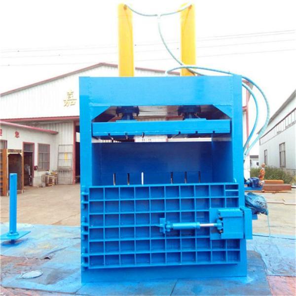 林口县立式废金属打包机200吨新品