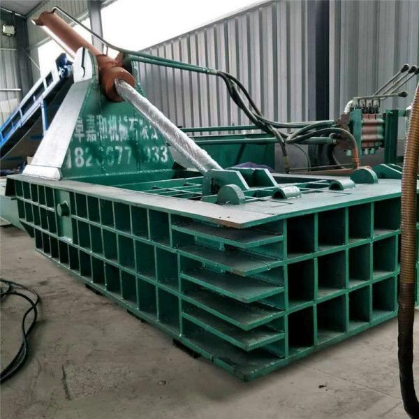 东宁县大型立式废纸打包机厂X