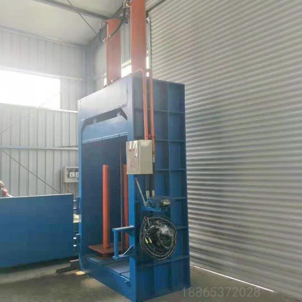 宜良县立式废金属打包机200吨厂家新品