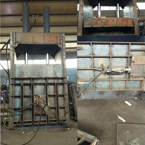 長武縣250噸立式液壓打包機報價廠家熱賣