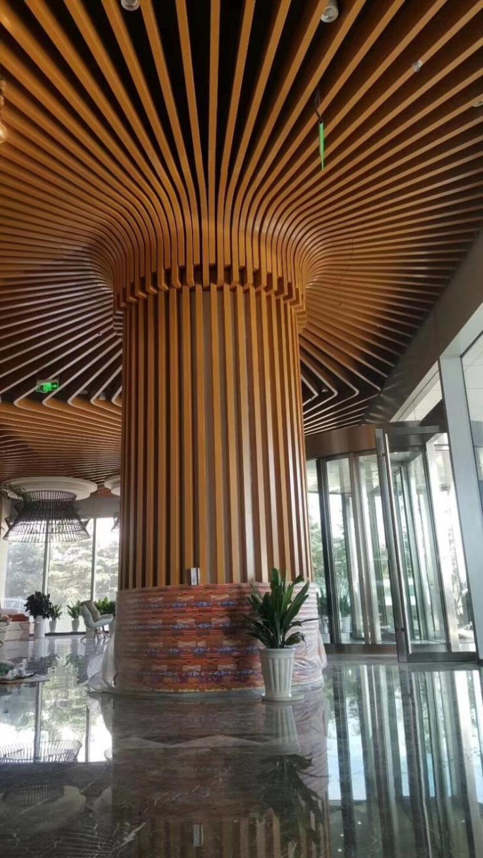 金華汽車4S店專用鋁方通吊頂庫存豐富價格合理