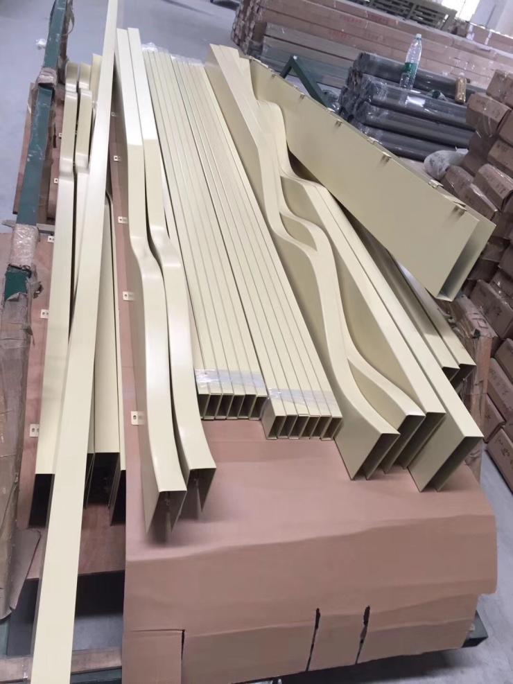 邯郸汽车4S店专用铝方通价格低质量好