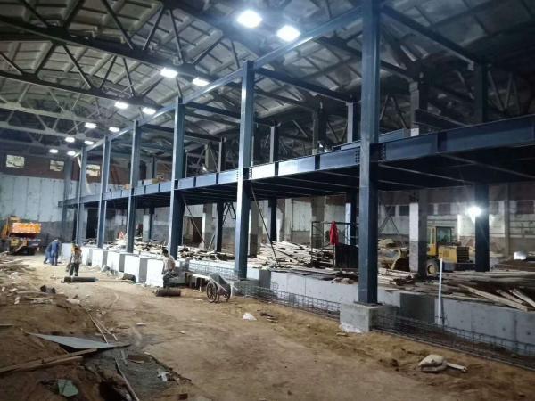 河北恒贵钢结构,钢结构设计,钢结构工程施工