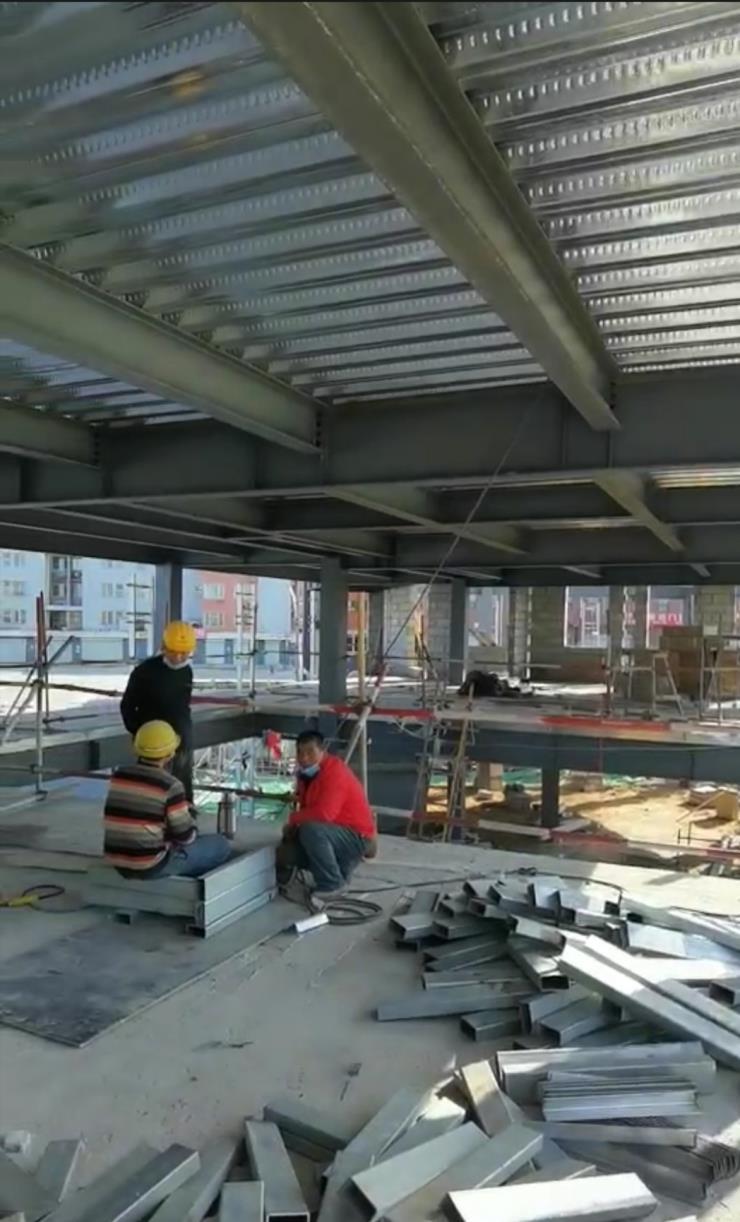 石家庄钢结构施工,钢结构厂家--河北恒贵建筑