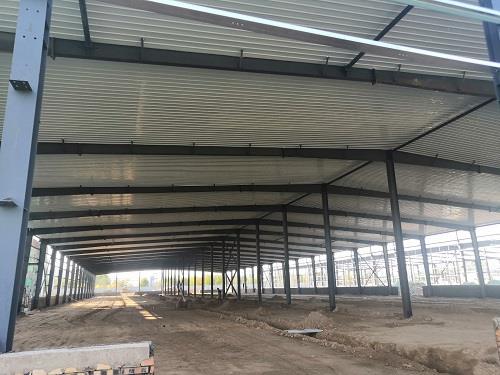 元氏钢结构制作,钢结构厂家---河北恒贵建筑