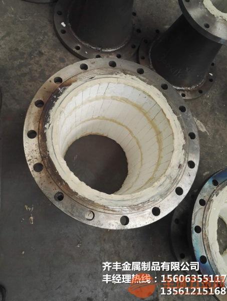 湖北省衬瓷弯头陶瓷管直销-技术指标-性能参数-耐磨、耐高温、耐腐蚀