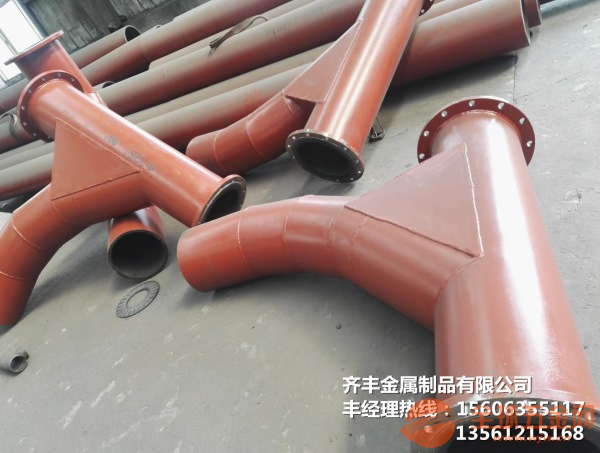 福建南平市衬瓷弯头陶瓷管直销-技术指标-性能参数-耐磨、耐高温、耐腐蚀