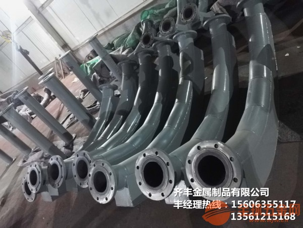 山东莱阳复合陶瓷耐磨管厂家