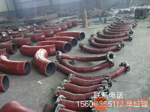 湖北咸宁衬瓷弯头陶瓷管直销-技术指标-性能参数-耐磨、耐高温、耐腐蚀