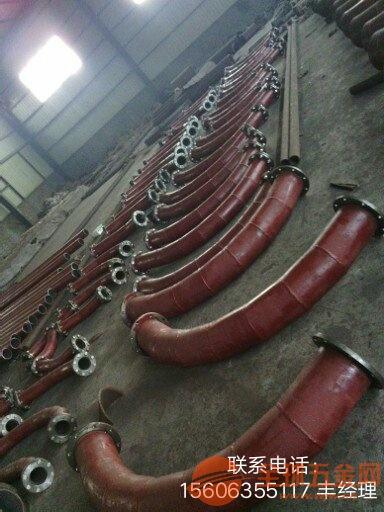 湖北鄂州衬瓷弯头陶瓷管直销-技术指标-性能参数-耐磨、耐高温、耐腐蚀