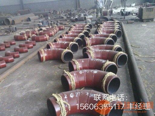 四川广安衬瓷弯头陶瓷管直销-技术指标-性能参数-耐磨、耐高温、耐腐蚀