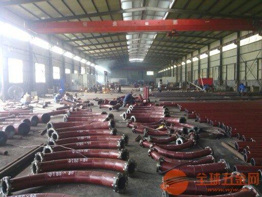 湖北孝感衬瓷弯头陶瓷管直销-技术指标-性能参数-耐磨、耐高温、耐腐蚀