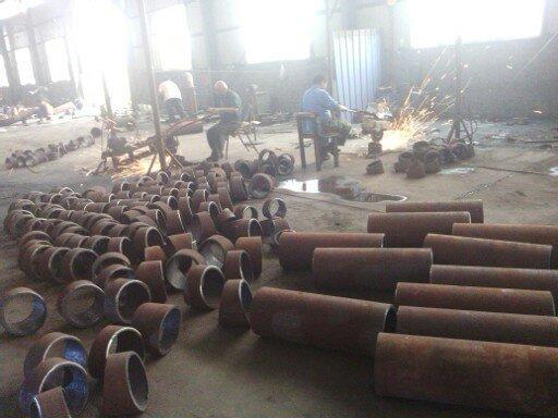 四川眉山衬瓷弯头陶瓷管直销-技术指标-性能参数-耐磨、耐高温、耐腐蚀