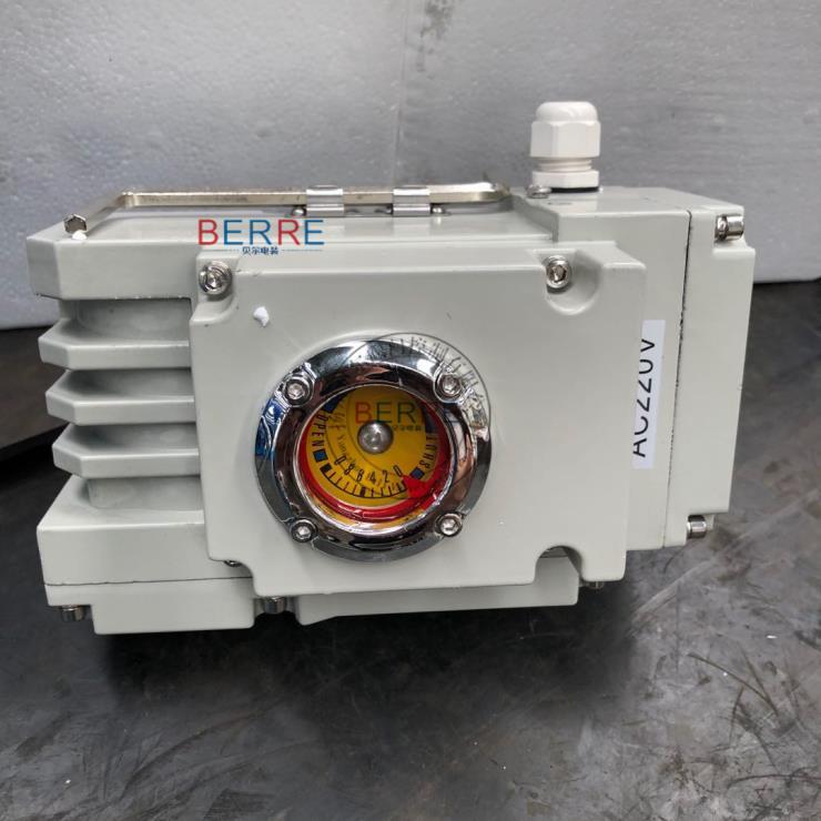 江苏贝尔电装 KST智能型精小型阀门电动执行机构
