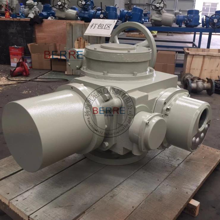Z180智能型 硬密封法兰不锈钢电动闸阀执行机构