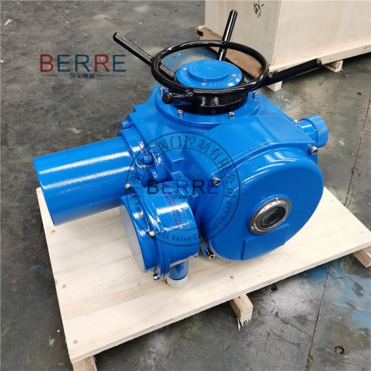 贝尔电装Z60普通开关型阀门电动执行机构