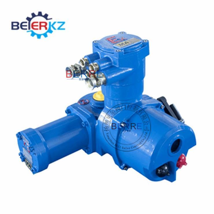 ZB60智能调节型矿用隔爆型阀门电动装置