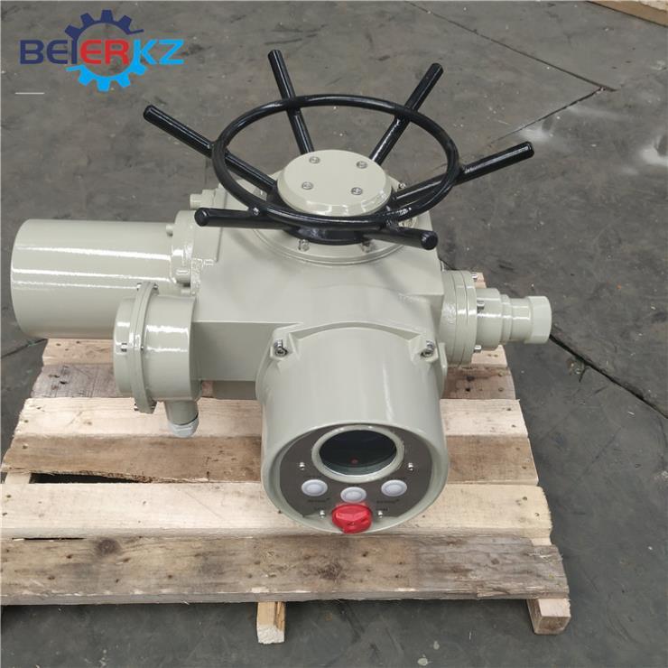 贝尔电装整体调节型阀门电动执行机构