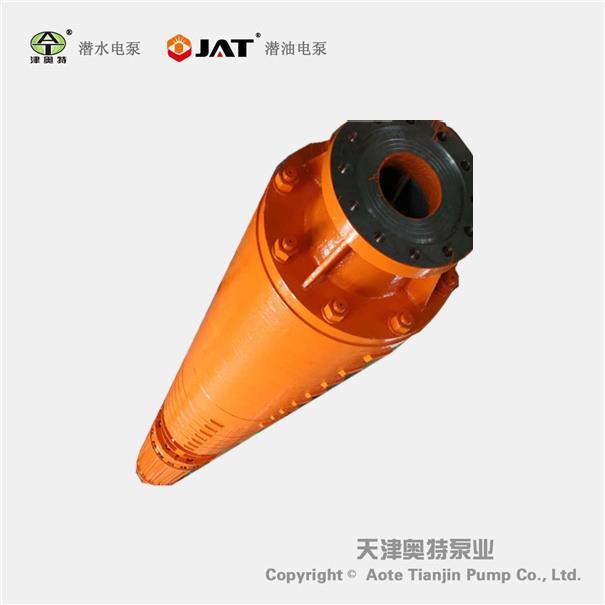 1500米扬程矿井用高扬程强排水泵