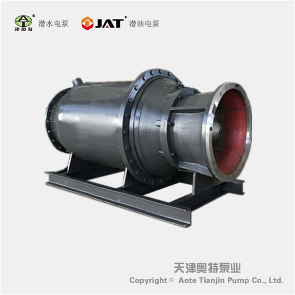 大排量斜卧式潜水轴流泵总厂