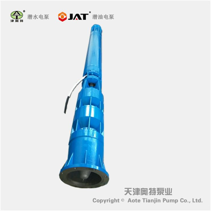 QJ 地下水提取深井潛水泵_工作效率高_占地面積小