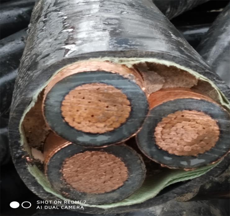 苏州回收电缆线,高压电缆线高价回收