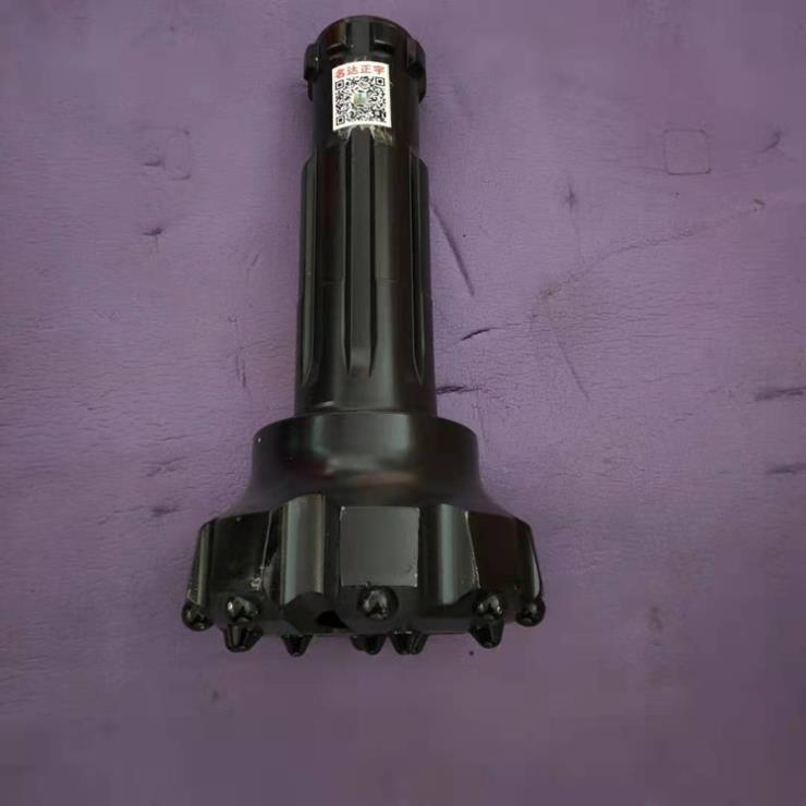 HD45A-150潜孔钻头 110-150钻头 高风压138钎头