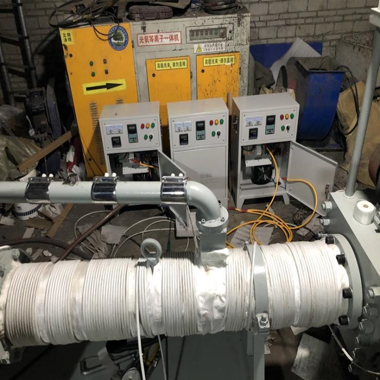 電磁感應加熱 |華誠塑料擠出機電磁加熱設備