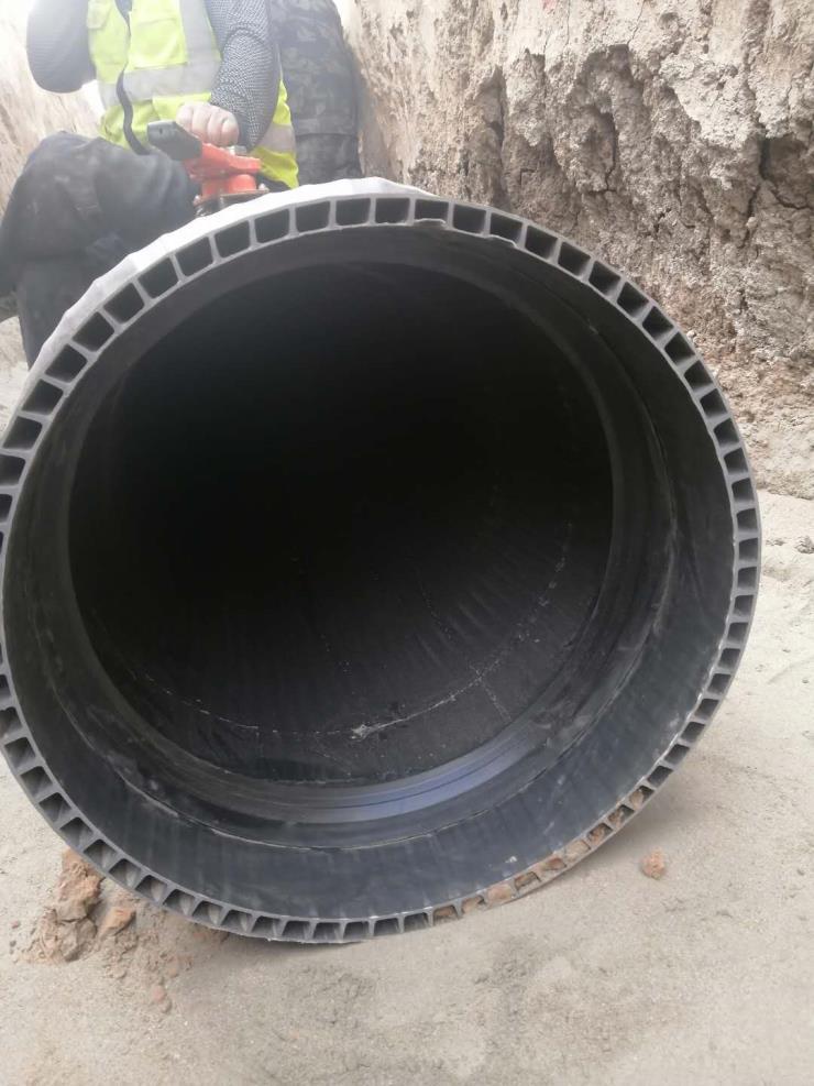 廠家供應PVC-U中空管 產地貨源 質量保證