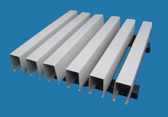 装饰铝方管 木纹方管,铝方通