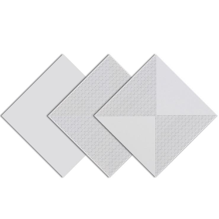微孔铝扣板 吸音铝扣板 吊顶吸音铝穿孔板