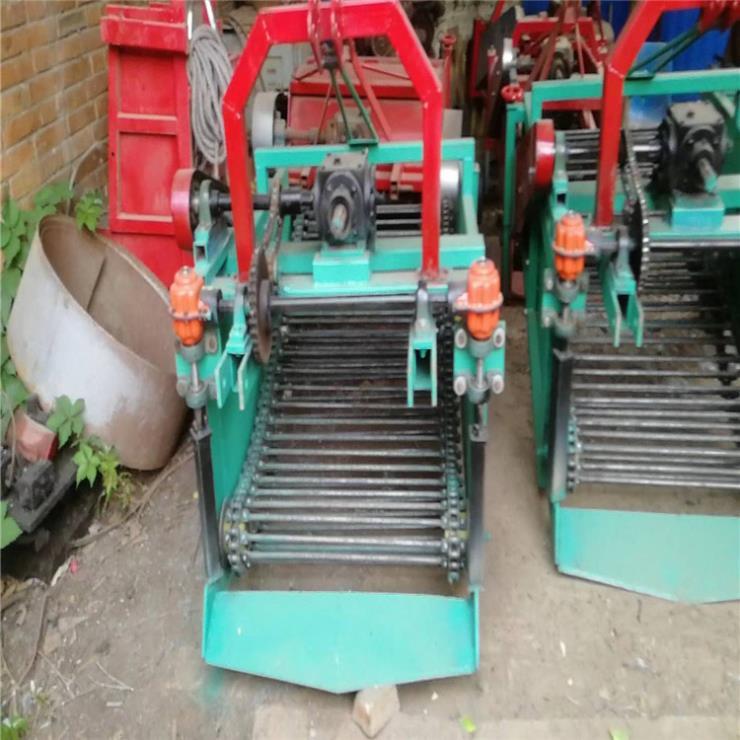 克拉玛依红薯收获机挖红芋的机器土豆花生胡萝卜收获机