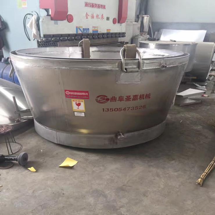 滦南县圣嘉机械304不锈钢潍坊小型蒸酒设备价格图片