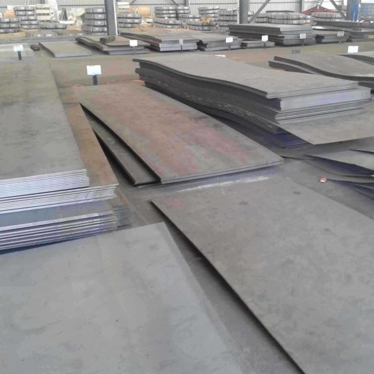 北京A387Gr12钢板仓设备