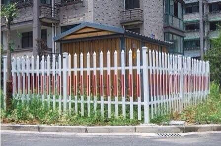 浙江PVC变压器护栏厂家大量发货德清万诚护栏厂