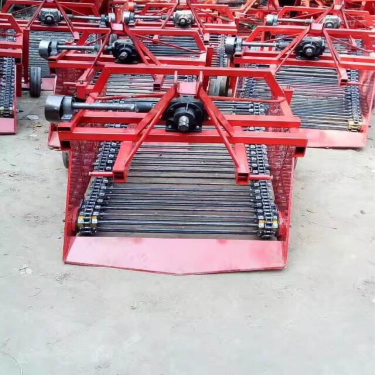 宁德红薯收获机挖红芋的机器土豆花生胡萝卜收获机