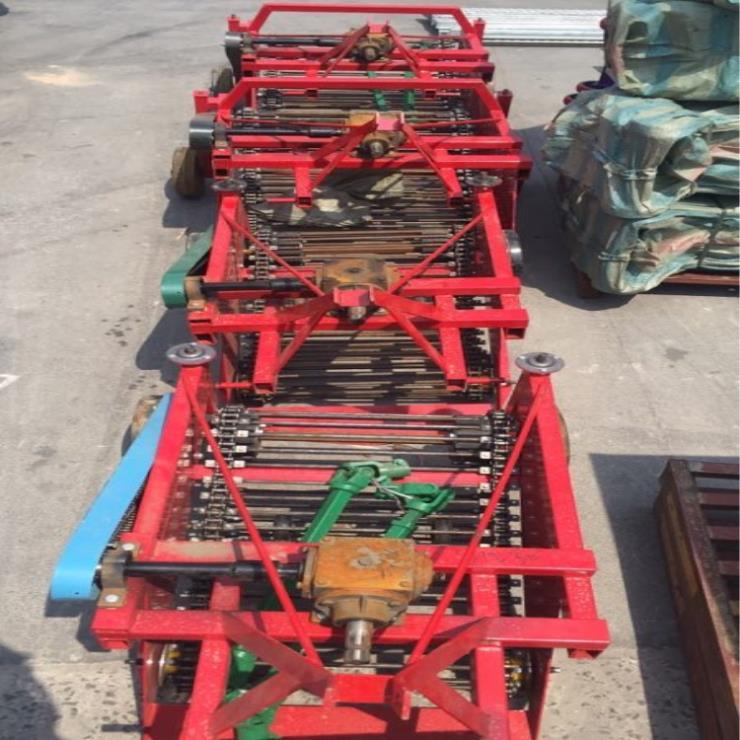 丽水红薯收获机挖红芋的机器土豆花生胡萝卜收获机