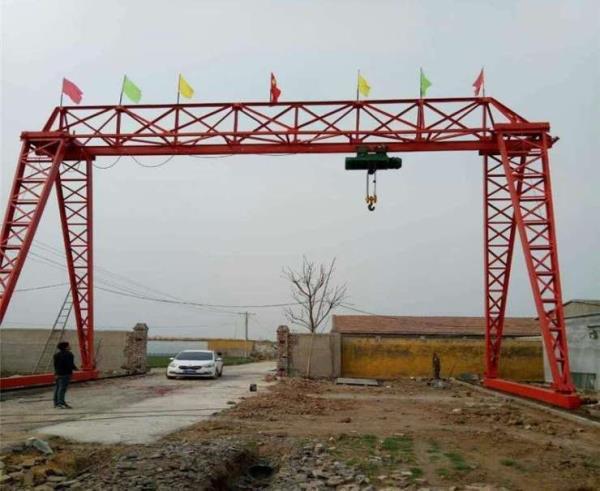 云南保山10吨行吊可现场指导安装