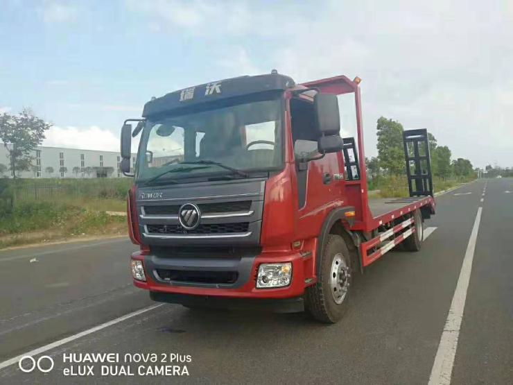 平板车去哪里买比较好挖机拖车拉20吨30吨35吨40