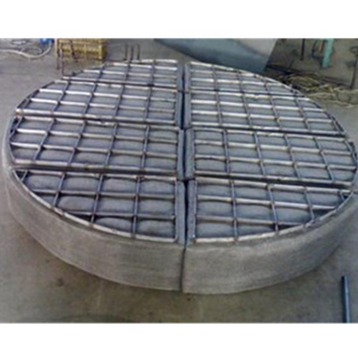 天津耐高温尾气收集丝网除雾器按要求生产