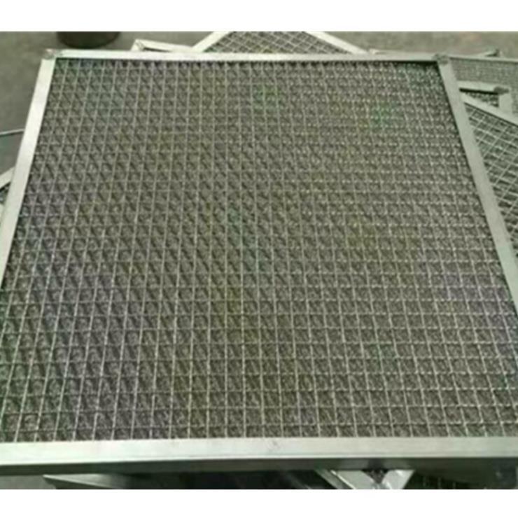 天津耐高温丝网除雾器结构定做