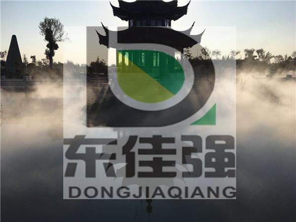 深圳高压雾喷主机喷雾降温安装系统技术