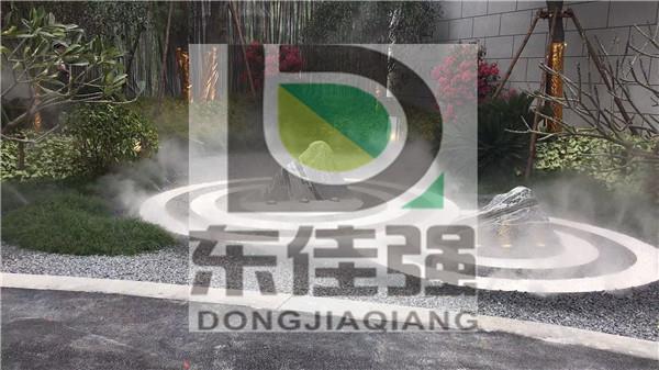深圳人工造景雾喷设备人造雾化景观雾化系统经验丰富
