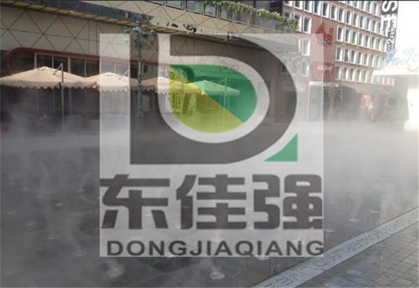 深圳景观雾化设备景观雾化喷头工程