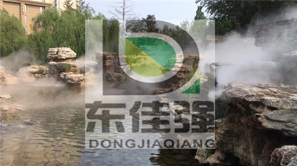 深圳景观喷雾雾森