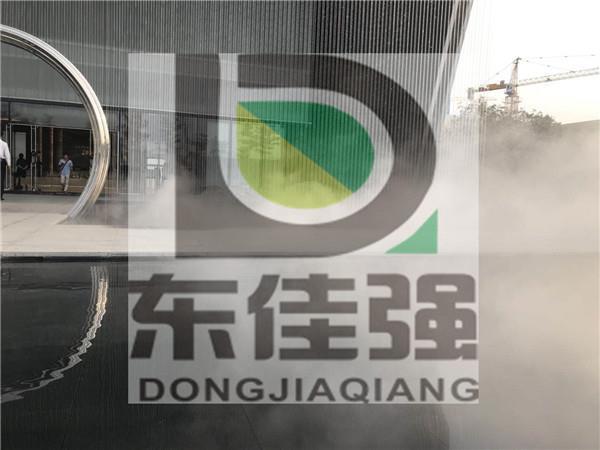 深圳人造雾景设备人工造雾喷雾设备工程