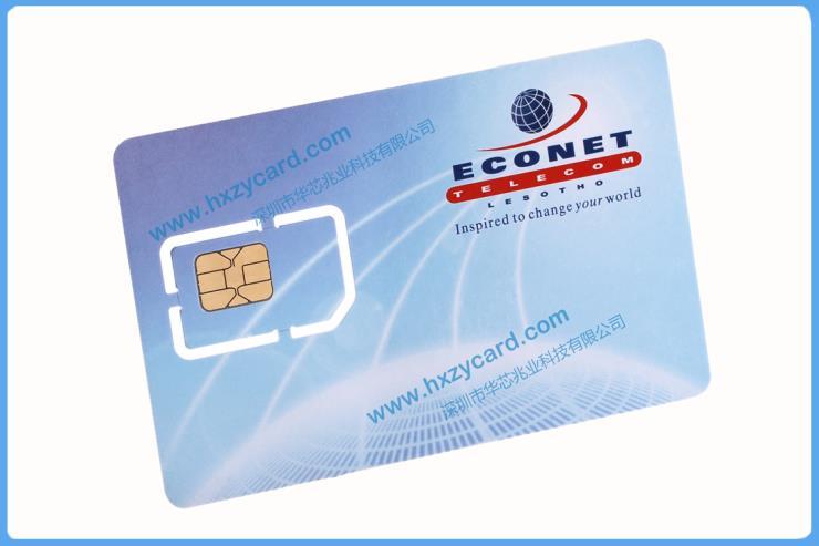 加工封装插拨贴片卡插拨eSIM贴片插拨卡制造厂家