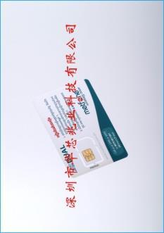 中国联通插拨eSIM贴片实体卡终端设备