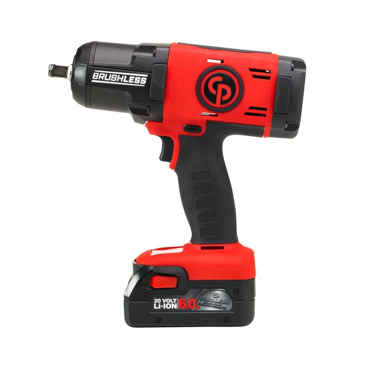 美国CP芝加哥CP8849电动扳手充电锂电冲击扳手扭力扳手