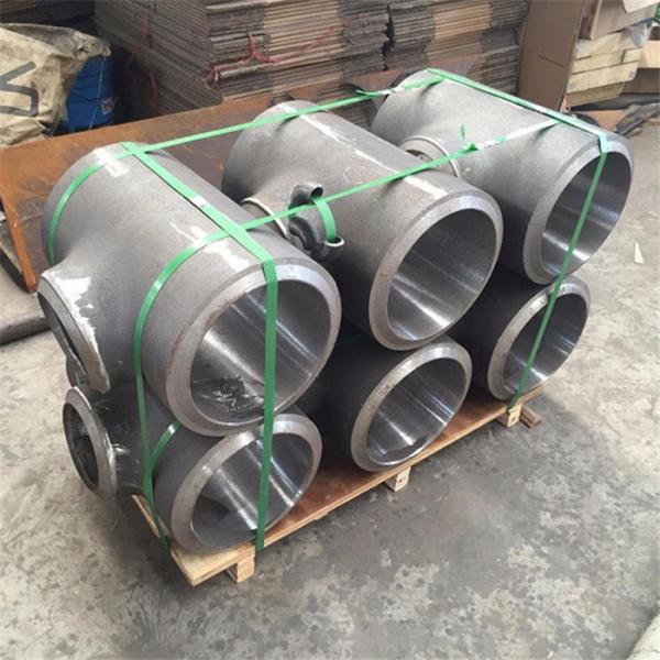 盐山生产不锈钢三通 合金三通价格 大量现货